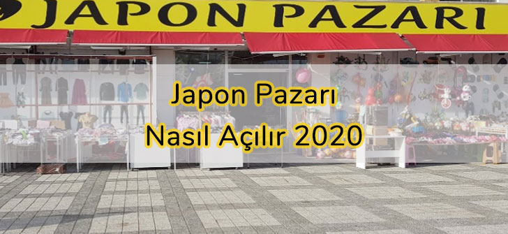 Japon Pazarı Nasıl Açılır 2020