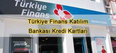 Türkiye Finans Katılım Bankası Kredi Kartları