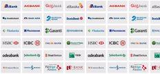 Türkiye'deki Bankalar Listesi 2019