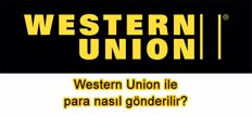 Western Union ile para nasıl gönderilir?