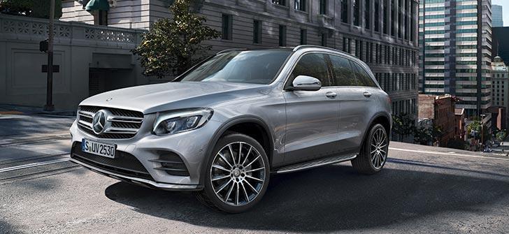 Mercedes bayan arabaları
