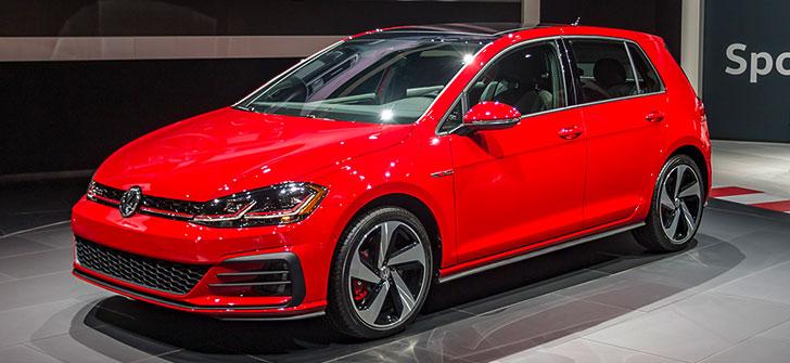 Volkswagen bayan arabaları