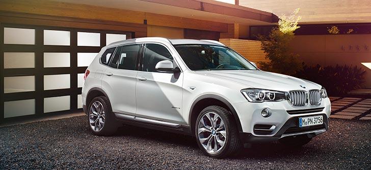 BMW bayan arabaları