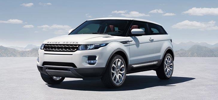 Land Rover bayan arabaları