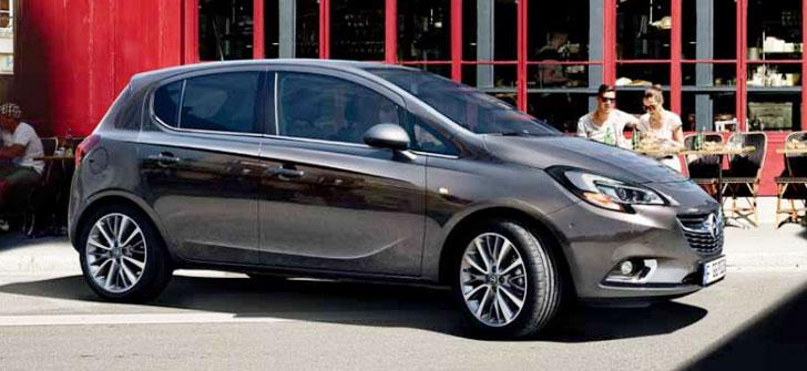 Opel bayan arabaları